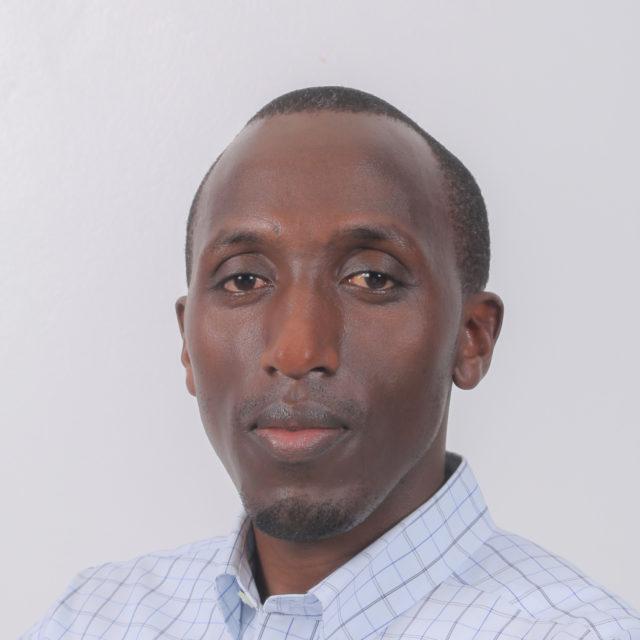 Edouard Mashyaringa, MBA